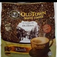 OLDTOWN WHITE COFFEE CLASSIC 3 IN 1 MALAYSIA