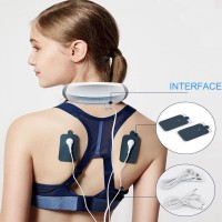 TLE-002 Alat Pijat Leher Phyotherapeutic Neck Massager Electric