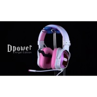 Sades DPower Gaming Headset SA - 722 ANGEL EDITION