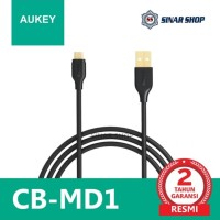 Aukey CB-MD1 Cable 1M Micro-USB 2.0 Gold Plate