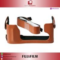 fujifilm leather case x-a3 hal fcase XA3 Original Fuji