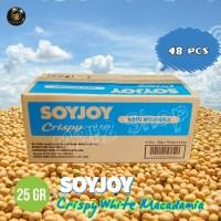 SOYJOY Crispy White Macadamia - 25 gr