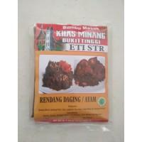 Jual Bumbu Instan Rendang Daging/Ayam ETI STR Murah