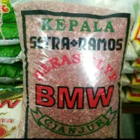 Beras merah organik 10kg