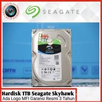 Hardisk 1 TB Seagate Skyhawk RESMI INDONESIA Garansi 3 Tahun