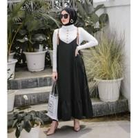 Baju Jumpsuit Dress Hijab MAXY GHEA OVERALL