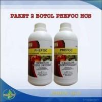 HEMAT 2 BOTOL Insektisida pestisida organik obat anti hama PHEFOC HCS