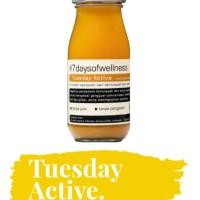 Curcuma Tamarid - Tuesday #7daysofwellness