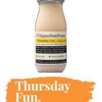 Power Ginger - Thursday #7daysofwellness