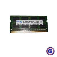 RAM LAPTOP SODIMM PC3-10600S Samsung 1x 4GB DDR3-1333 Dual Rank