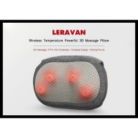 Xiaomi Leravan Wireless Massage Pillow with Built-in PTC HOT Compress