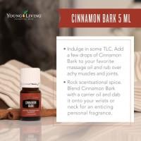 Young Living Oil Cinamon Bark