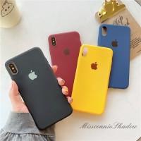 Casing Iphone 6/6S/7/8 6/7/8 Plus Original case Iphone Logo Softcase