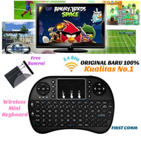 Mini Keyboard Touchpad Wireless i8 2.4G Original For PC Android TV BOX
