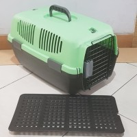 PET CARGO KANDANG KUCING ANJING KELINCI MUSANG Pet carrier size L