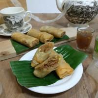 SPESIAL Lumpia Semarang Besar isi udang ayam telor