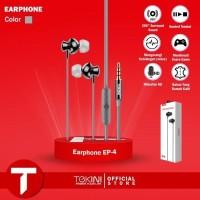 Tekini - TEKINI EP 4 High Fidelity Subwoofer Earphone Earphone GREY