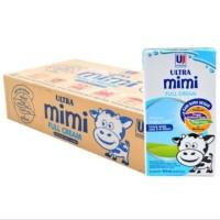 Susu Ultra Mimi Kids 125ml Coklat / Full Cream / Stroberi / Vanila