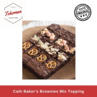 Brownies Mix Topping by Cath Baker