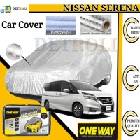 Body Cover Nissan Serena Waterproof 3 Layer