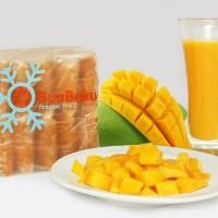 Mangga beku-frozen mango-buah beku mangga-frozen fruits