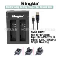 Kingma Dual Desktop Xiaomi Mijia Battery Charger For Xiaomi Mijia