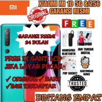 Mi 10 5G 8/256 GARANSI RESMI XIAOMI INDONESIA