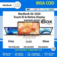 "Macbook Air 2020 13"" inch 1.1GHz i5 512GB Touch ID Grey Silver Gold"