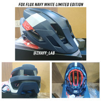 Fox Flux Helm Sepeda Original Helm Sepeda MTB Cross XC DH