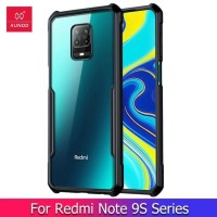 ORIGINAL XUNDD XIAOMI REDMI NOTE 9 PRO SOFT CASE BEETLE SERIES