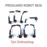 TERBARU Pro Guard Hand Guard Robot Besi Pelindung Tangan Semua Motor