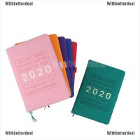 Planner Student 2020-2021 Weekly Daily Appointment Book Agenda