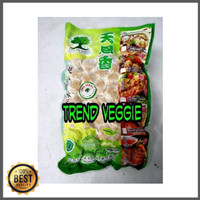 Tian En Xiang Chicken Ball 450 gr / Bakso Jamur / Baso Ayam Vege Murah