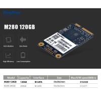 Hot KingDian SSD M-SATA Interface M280 120GB/240GB Internal Solid