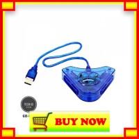 EW446 Megatap USB to play station double segitiga converter stick ps t