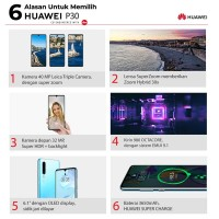 PROMO BIG SALE Huawei P30 limited stock