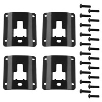Car Accessories for Ford F150 Raptor Truck Bed Cargo Strap Bracket