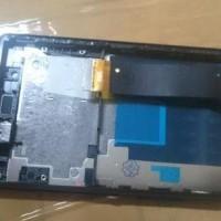 Lcd Sony Xperia Z . C6602. C6603 Fullset Touchscreen Frame Origin