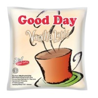 Good Day Vanilla Latte 5x20gr