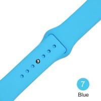 Strap Silikon Sport 42mm / 38mm untuk Apple Watch Series 3 / 2