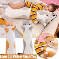 Bantal Boneka Kartun Kucing Lucu untuk Hadiah Valentine / Dekorasi
