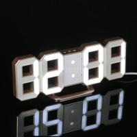 Cherry ♦ Jam Dinding Digital LED Besar Multifungsi 12H / 24H