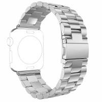 Strap Stainless Steel untuk Apple Watch 42mm 38 mm