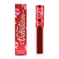 Lime Crime Velvetine Liquid Matte Lipstick, Feelins - Deepest True Red