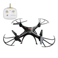 Ocean Toy Drone Quadcopters Super-A Mainan Anak 33042 [Hitam] [Black]