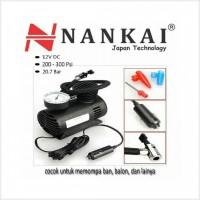 Termurah Kompresor mini pompa angin mobil motor sepeda dll
