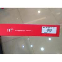 Unik Powerbank M By Indoscreen 10 000 mAh Fast Charging Original