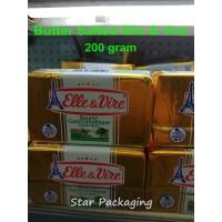 Butter Salted Elle & Vire 200gr