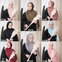 TERBARU Hijab Pashmina Sabyan Diamond Italiano | Jilbab Krudung