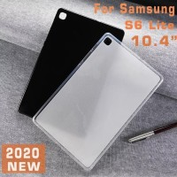 SAMSUNG GALAXY TAB S6 LITE 2020 CASING SILICON SOFT CASE BENING CLEAR
